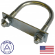 Chicago Hardware #14 Round Bend U-Bolt