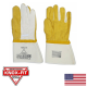 Knoxville Double Palm Gauntlet Ironworkers Gloves (L) (679-L)
