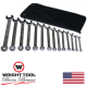 14 Pc. Combination Wrench Set 3/8 -1-1/4