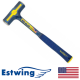 Estwing E6-48E Long Handled 48 oz Steel Engineer's Hammer