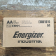 Energizer AA Industrial Batteries 1Gross EN91-BOX