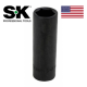 Socket Impact 3/8 Drive Semi-Deep 6 Point 11mm (SK8981)