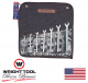 7 Piece Combination Wrench Set 1/4